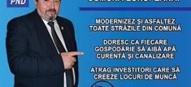 Arges: Deputatul Mihai Deaconu, candidat pentru functia de primar al comunei   Musatesti, agresat, in timp ce isi facea campanie electorala prin comuna!