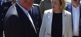 Ministrul Afacerilor Interne, Carmen Daniela Dan, vizita  in judetul Dambovita