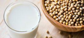 Lapte din soia cu pana la 5 aditivi!