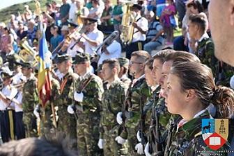 "Prahova, Cerasu: Manifestari comemorative organizate sub genericul ""Columna pentru nemurire"""