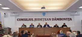 Consilierul judetean Alexandru Oprea, reales presedinte al Consiliului Judetean Dambovita