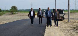 Dambovita: Conducerea Consiliului Judetean – vizita de lucru pe santierele din judet