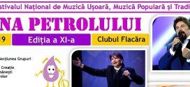 """Primaria Moreni: Organizeaza Festivalul National de Muzica Usoara, Muzica Popularasi Traditii ,,Cununa Petrolului"""" la a XI-a editie"""