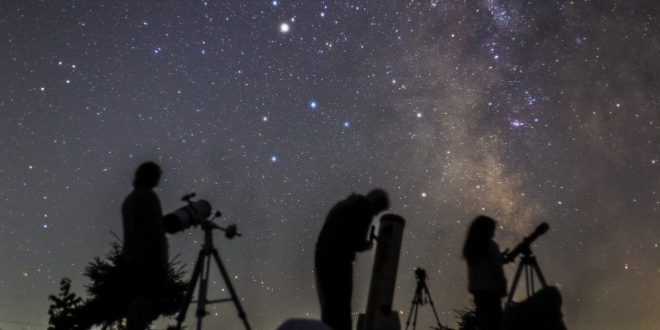 Societatea Astronomica Romana de Meteori organizeaza – De la Pamant la stele – scoala de vara pentru tineret