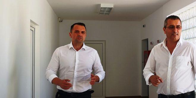Targoviste: Lucrarile la proiectul de la Gradinita cu Program Prelungit Nr.15, se apropie de finalizare
