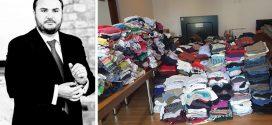 ASOCIATIA COMMUNIO a oferit haine dambovitenilor