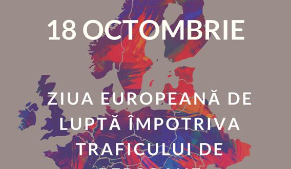 A.N.I.T.P. – Saptamana prevenirii traficului de persoane