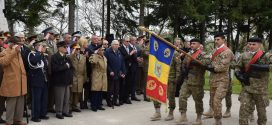 Dambovita: Ziua Veteranilor de Razboi, sarbatorita la Cimitirul de Onoare Romanesc