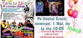 """Targoviste: Teatrul """"Junior"""" sarbatoare """"1 MAI bun ca altul…"""""""