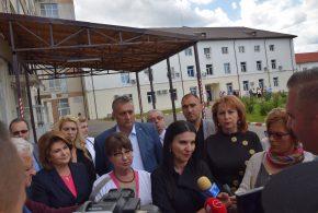 Dambovita: Ministrul Sanatatii, Sorina Pintea, vizita de lucru in judet