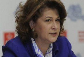 """Declaratie de presa.  Rovana Plumb: """"Imi asum mandatul de a promova o Romanie puternica in Europa"""""""