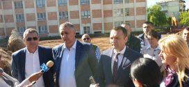 """Targoviste: S-a dat startul lucrarilor de reabilitarea la Scoala nr. 13 """"Matei Basarab"""""""