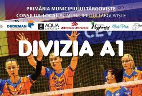 CS Municipal Targoviste: Joaca primul meci cu Dinamo Bucuresti