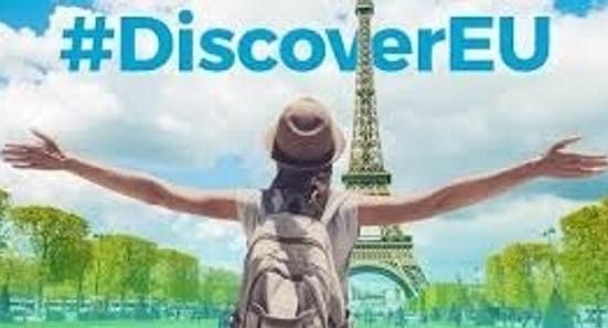 DiscoverEU 2020 – permise de calatorie pentru tineri in varsta de 18 ani pentru a explora Europa in anul 2020