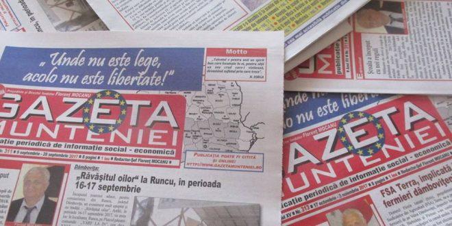 Marile privatizari – sursa marilor tradari -RODIPET a fost distrusa  pentru ca  asigura distributia presei locale in teritoriu, acoperind nevoia de stiri necenzurate despre evenimente desfasurate pe plan local
