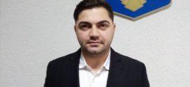 Dambovita: Bejan Razvan  este viceprimarul  municipiului Moreni